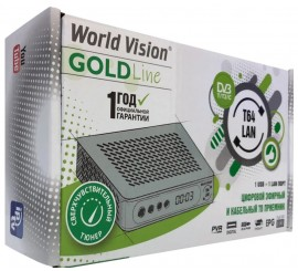 World Vision Gold Line