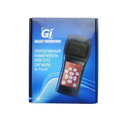 GI TerrF DVB-T/T2 измермитель сигнала