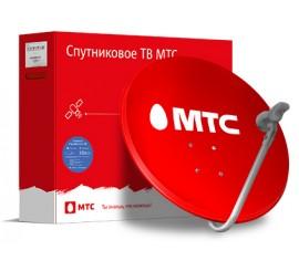 Комплект интернет и спутниковое тв МТС