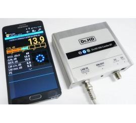 Измерительный прибор для настройки спутниковых антенн