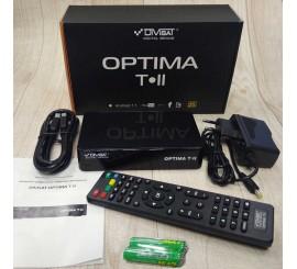 Андроид тв приставка Optima T-II